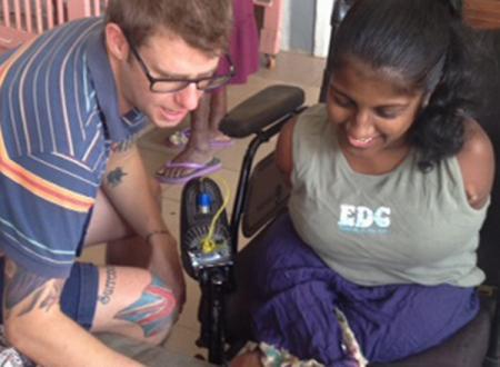 Spreading a little happy… in Sri Lanka thumbnail