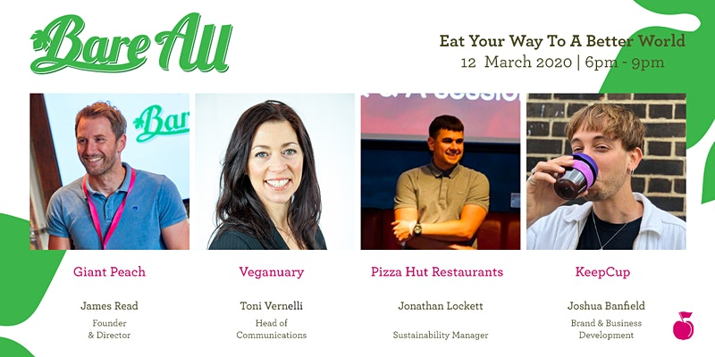 BareAll: Eat Your Way To A Better World