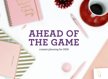Ahead of the Game: content planning for 2018 thumbnail