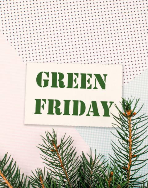 Black Friday Turns Green thumbnail